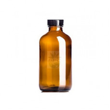 250 ml Amber Glass Bottle With Cap