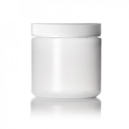500 ml Jar HDPE (WHITE) With Cap