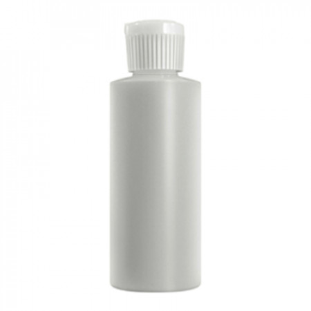 8 Oz Natural Cylinder With Lock Top