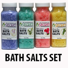 Bath Salts SET