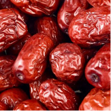 JUJUBE ZIZIPHUS (DA ZAO) BERRY RED