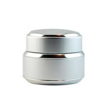Kosma Silver Glass Jar 50 ml