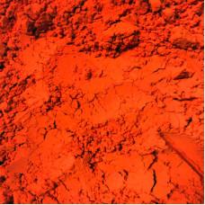 Orange Bath Bomb Colour