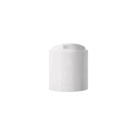 20-410 White Disc Top Cap