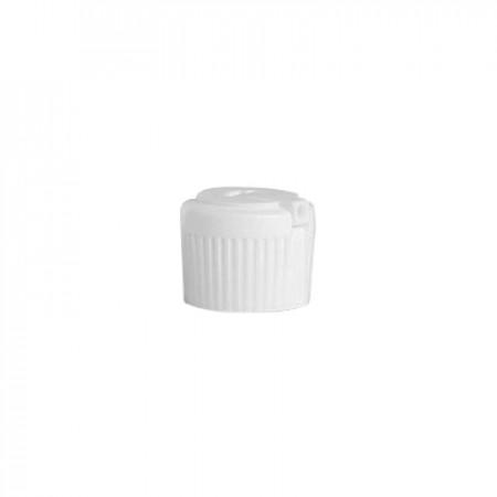 20-410 White Lock Top Cap