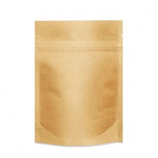 2 Oz KRAFT STAND-UP POUCH SOLID