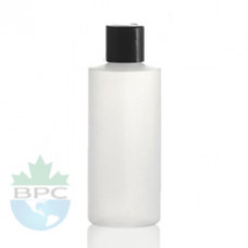 4 Oz Natural Bottle with Disc Top