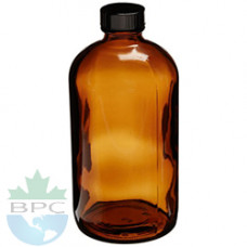 500ml Amber Glass bottle With Cap