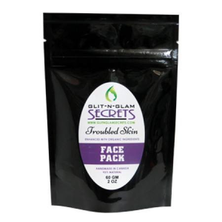 Anti Acne & Troubled Skin Face Pack
