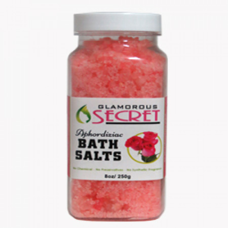 Aphrodisiac Bath Salts