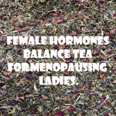Meno-Sol Female balance Herbal Tea