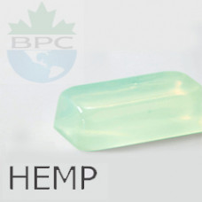 Melt & Pour Soap Base (Hemp Oil)