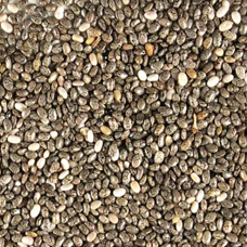 CHIA SEED WHOLE BLACK / WHITE