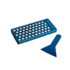 Lip Balm Tray With Spatula