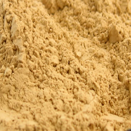 Yellow Clay Powder