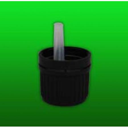 18 mm Black Cap