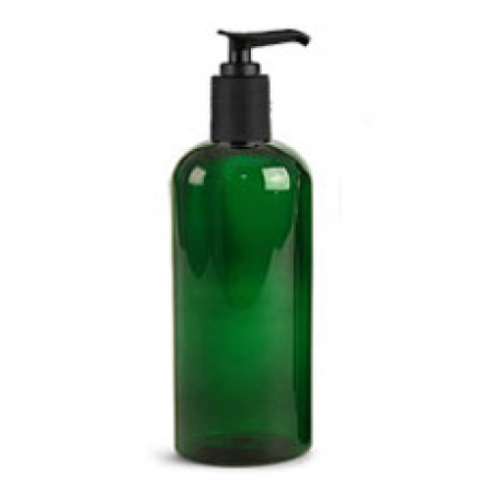 12 OZ Green Pet W Blk Pump OUT OF STOCK