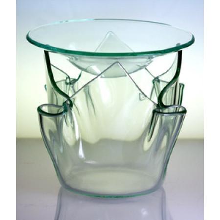 Glass Vial Oil Burner