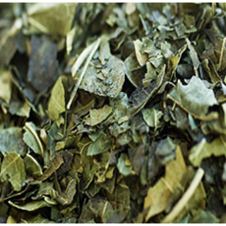 MULBERRY LEAVES CUT & SIFTED
