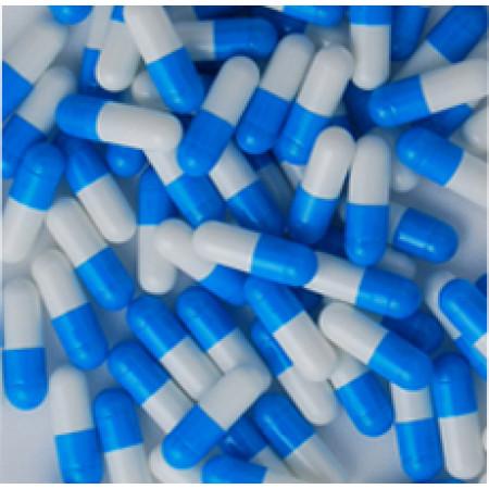 Blue & White Capsules 0