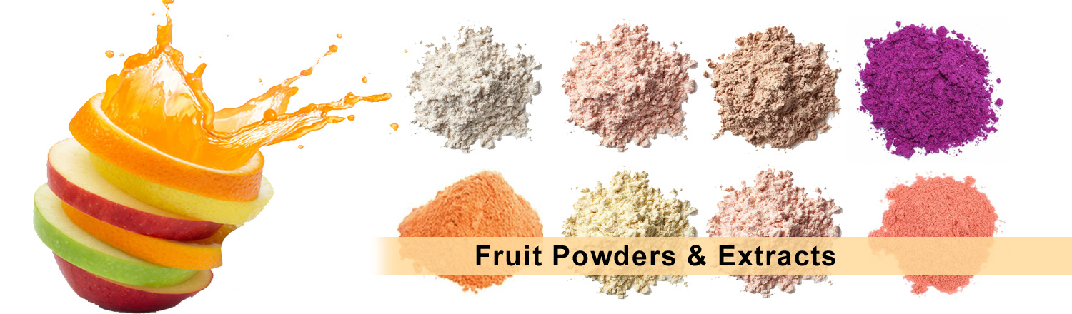 Fruit Powders And Extracts