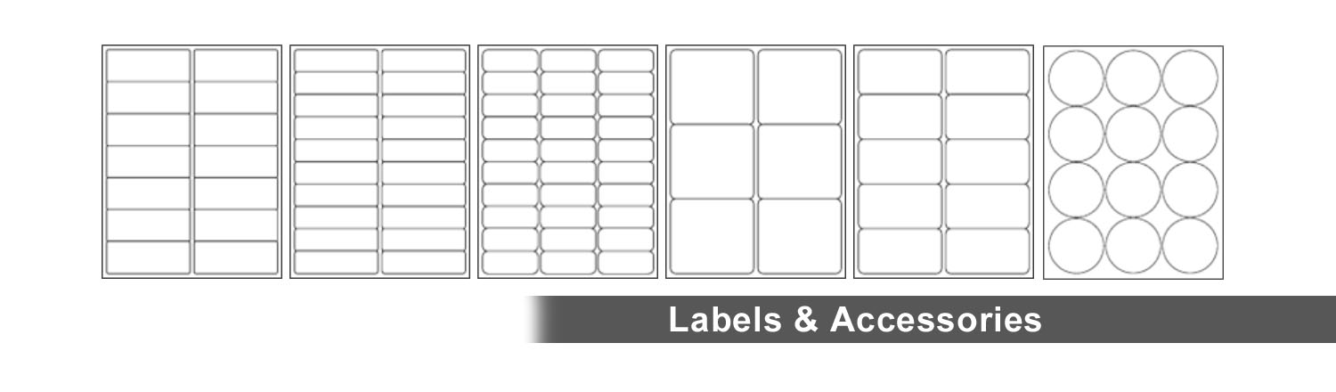 Labels & Accessories