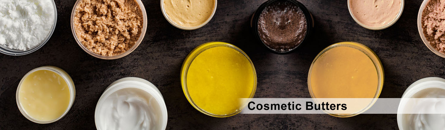 Cosmetic Butters