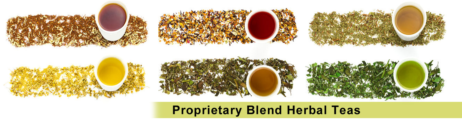Proprietary Blend Herbal Teas